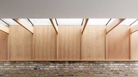 Clapham Town House Image Morehen Architects